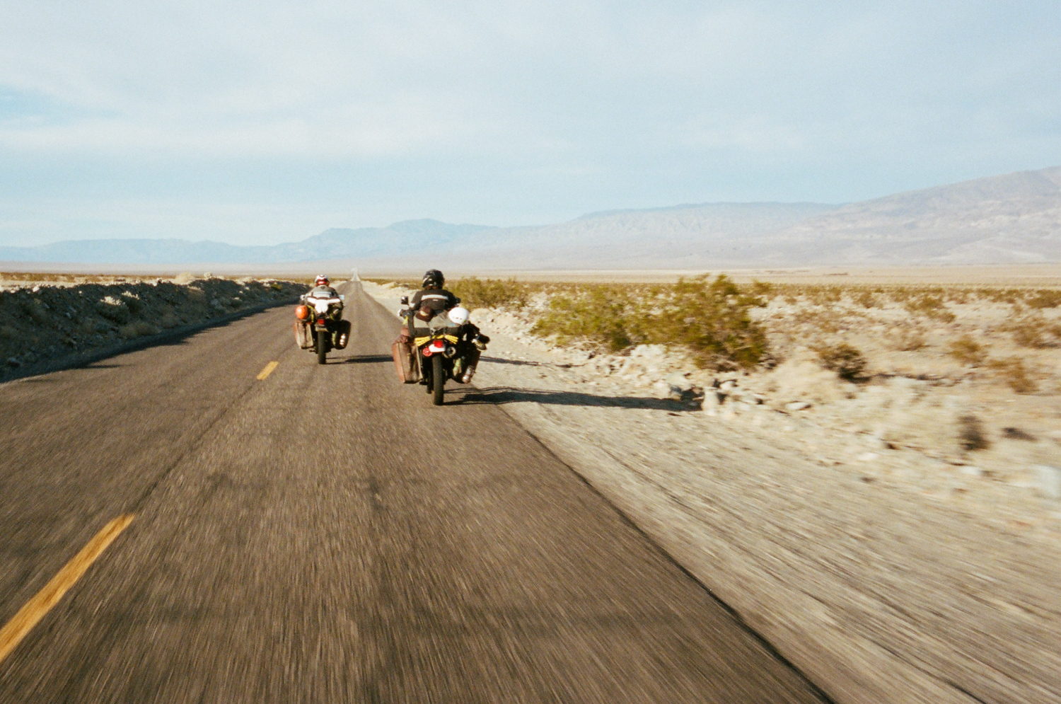 Death Valley Moto