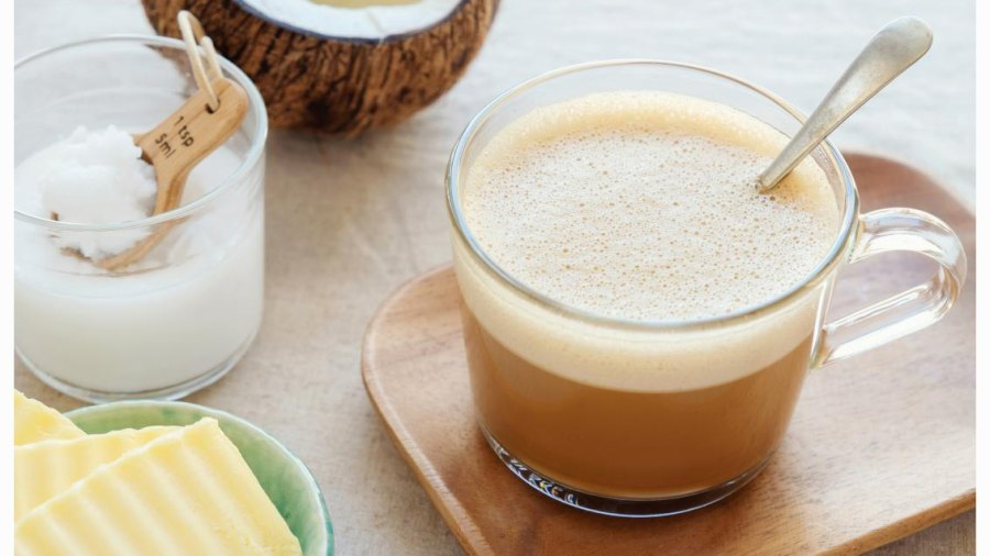 bulletproof butter coffee
