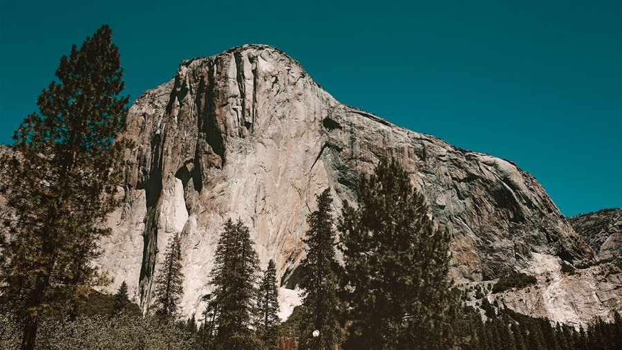 YOSEMITE NATIONAL PARK, CALIFORNIA, UNITED STATES - 2017/07/17: Woman in the meadow by El Capitan. Yosemite National Park. California, USA. (Photo by Marji Lang/LightRocket via Getty Images)
