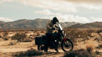 72 Hours With Aether's New Adventure Motorcycling Kit