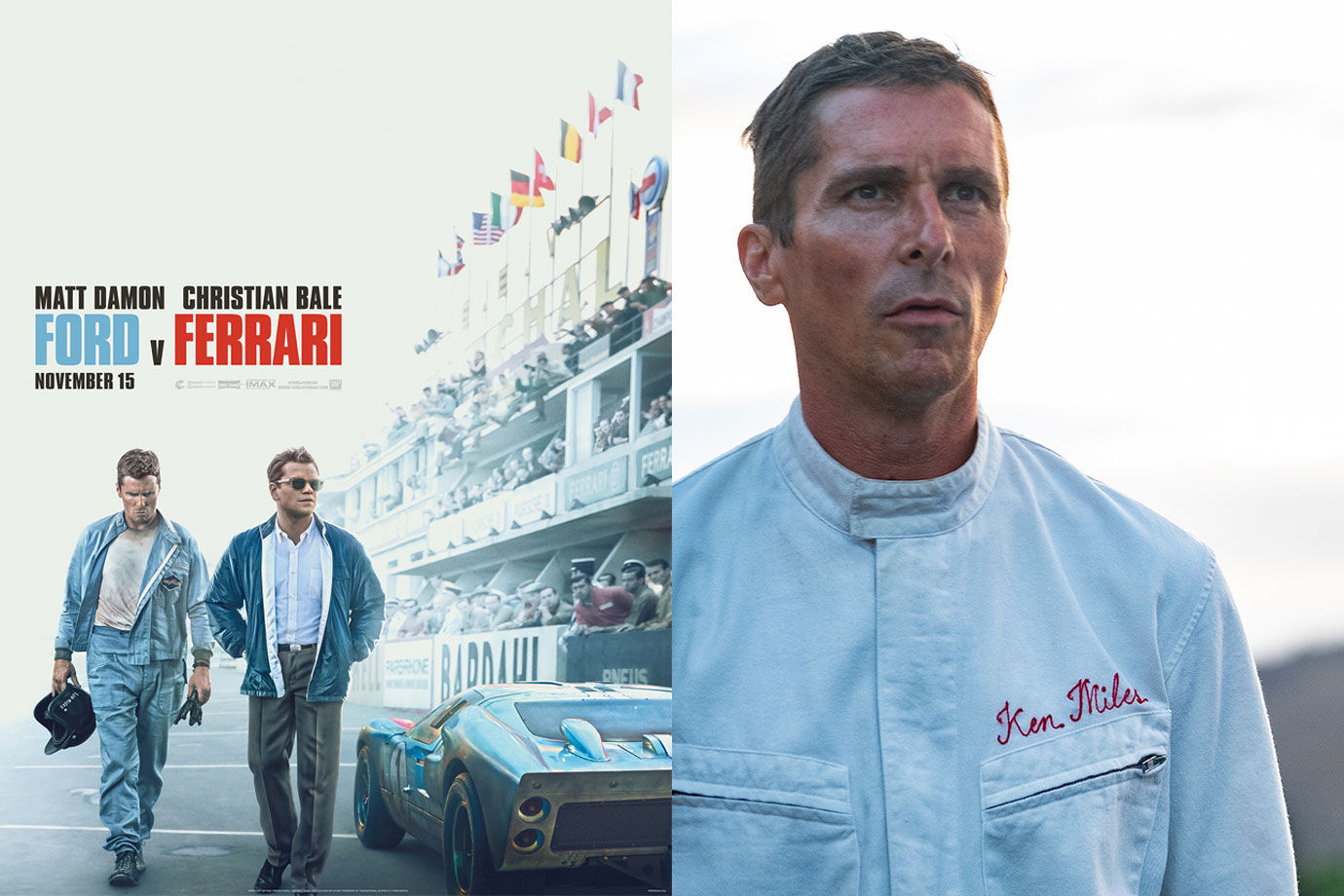 Ford V Ferrari All The Details You Need To Know About The Racing Movie
