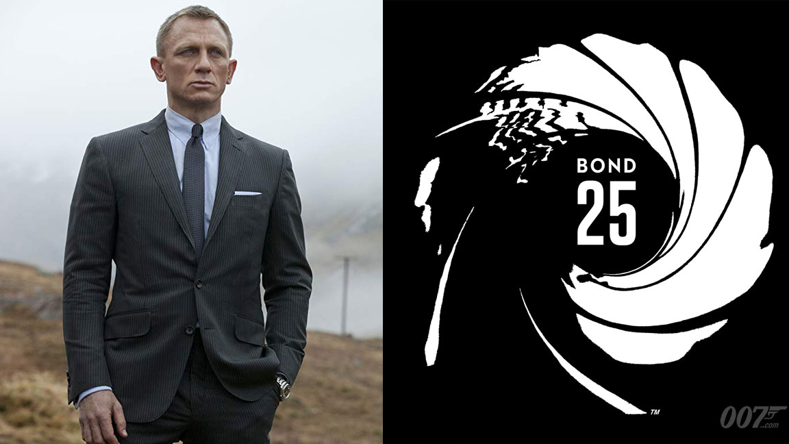 'Bond 25' Director Cary Fukunaga Reveals the First Look at Daniel Craig in Action as James Bond
