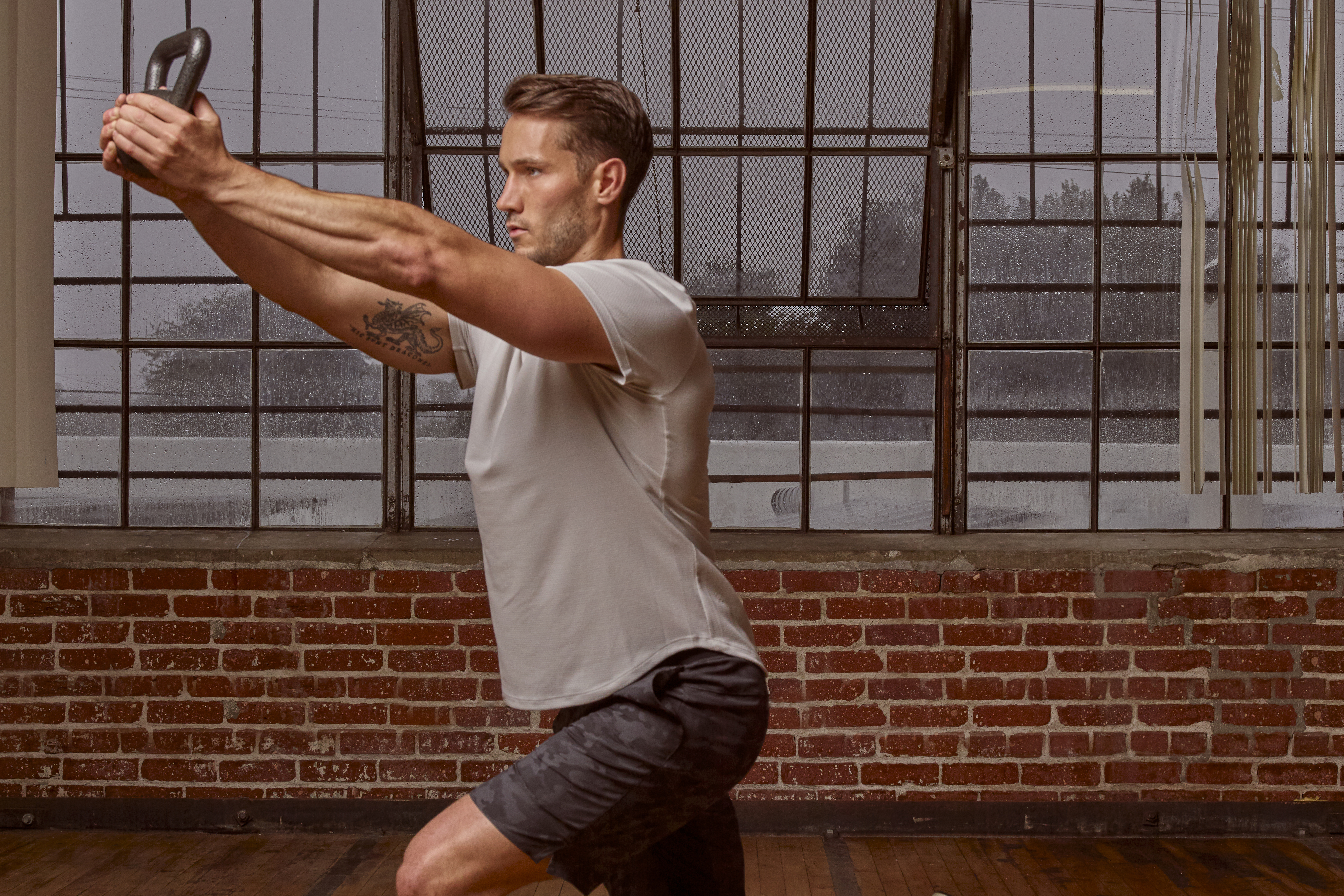 Move of the Month: How to Do the Reverse Airborne Lunge