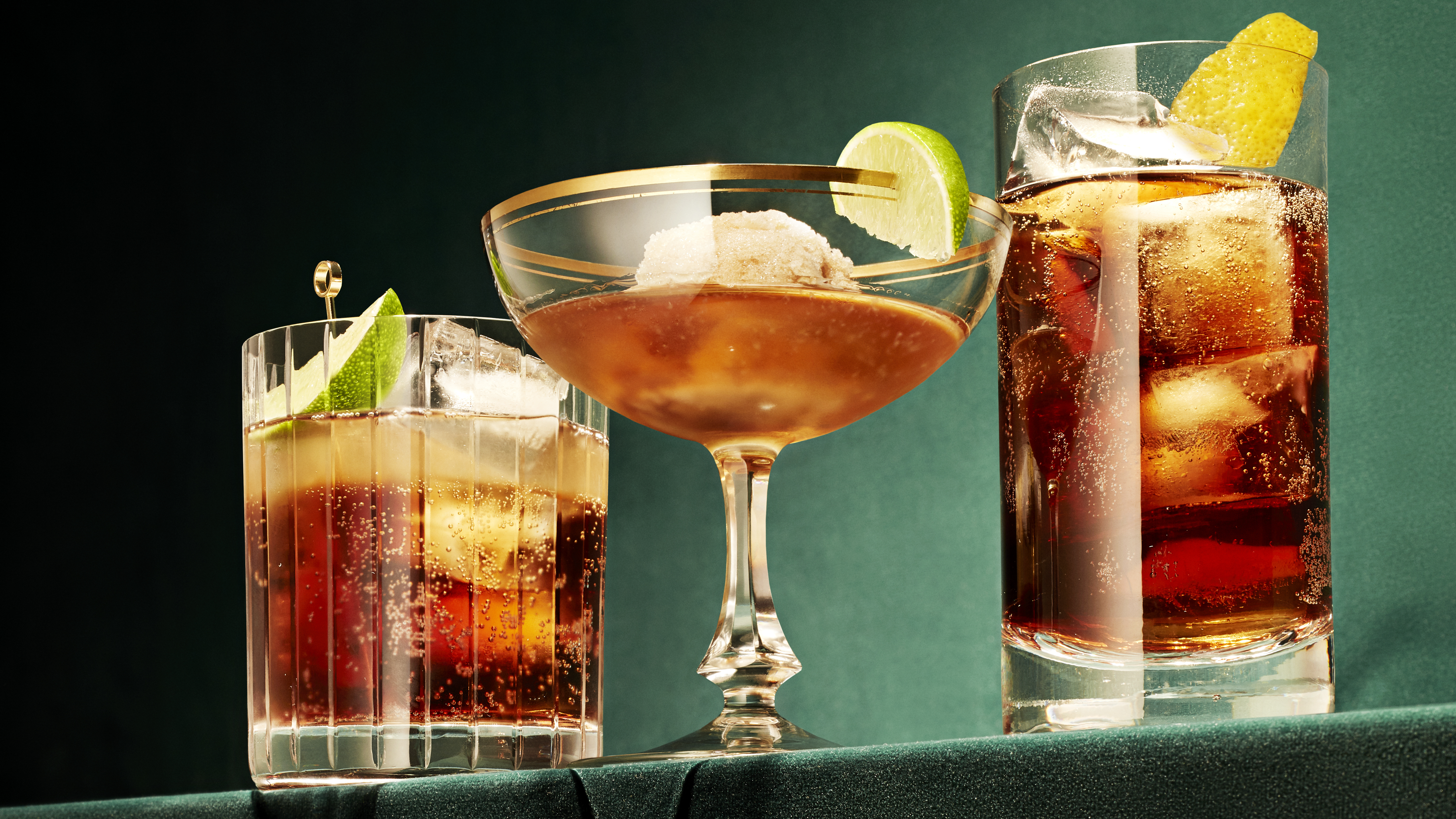 The Rum and Coke, Rebooted: 3 Must-Try Recipes You Can Make at Home