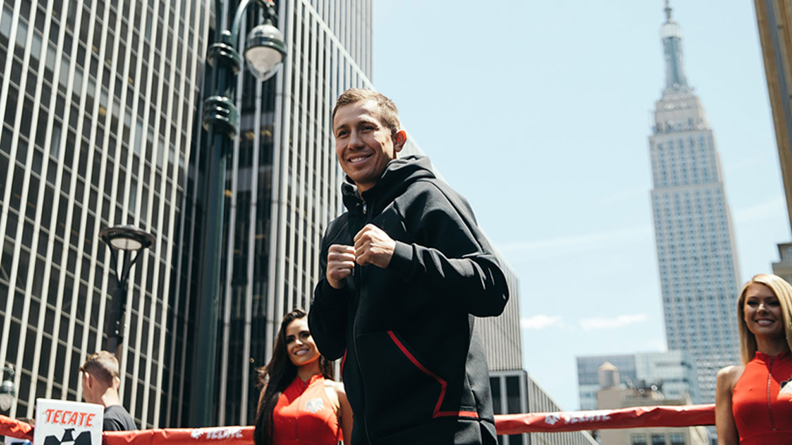 Gennady 'Triple G' Golovkin on Training for His MSG Fight, His DAZN Deal, and How It Feels to Land a Knockout Punch