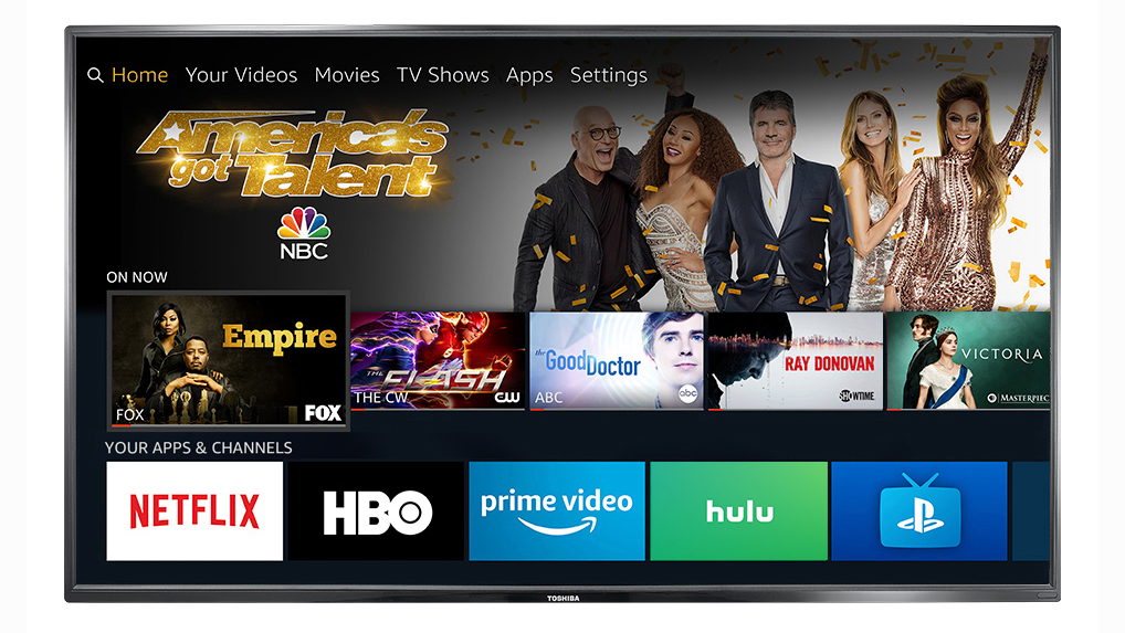 Limited Time Only: This Bestselling Toshiba Smart TV Is 40% Off on Amazon