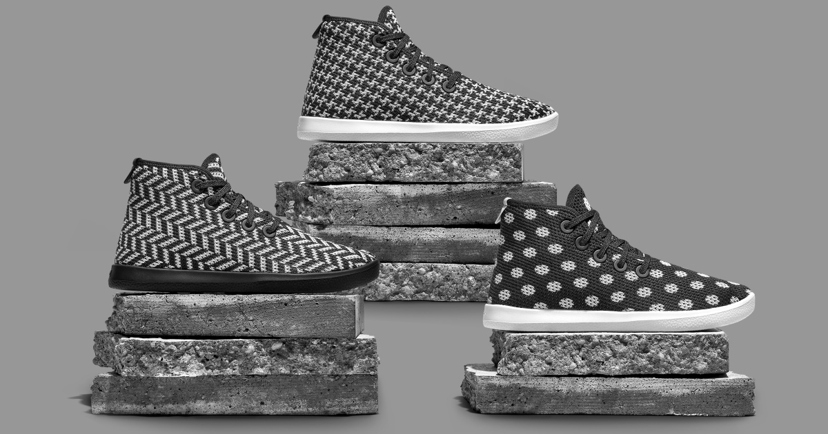 Allbirds Takes Flight with Limited Edition, First-ever Patterned Collection