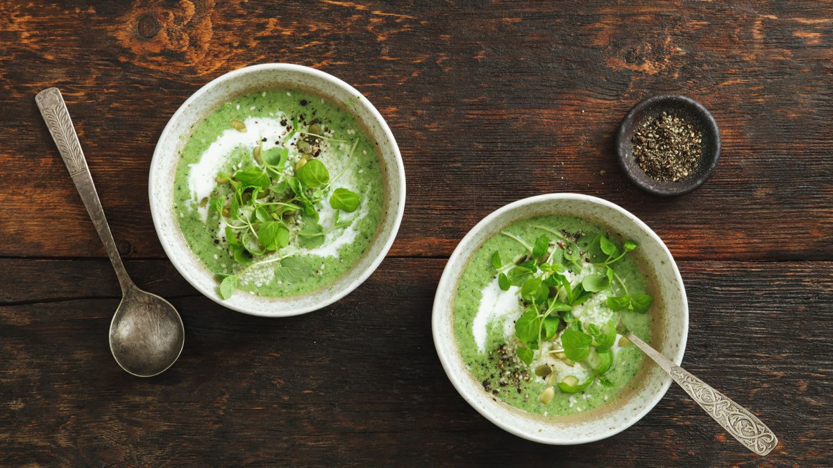 How Broccoli Soup Helped Men Beat Early-Stage Prostate Cancer