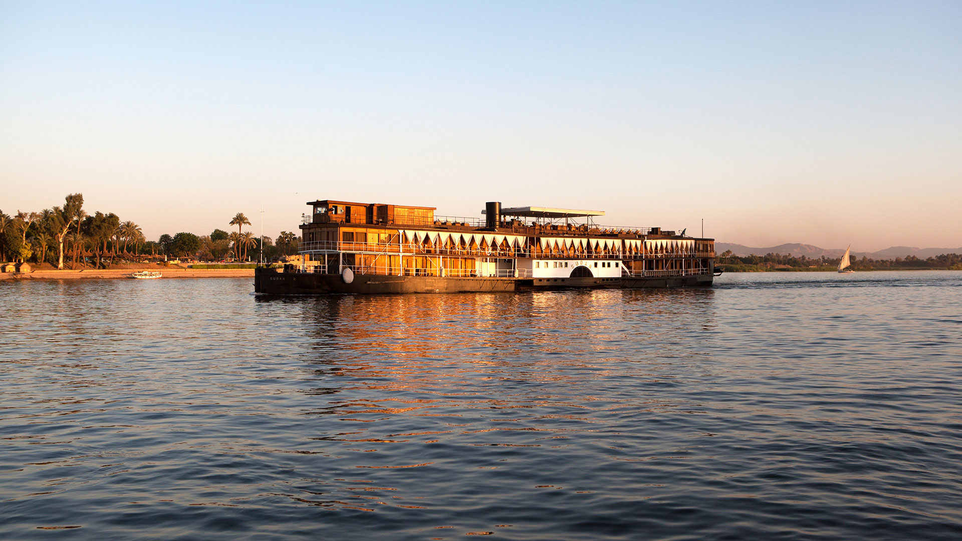 The Best Way to Experience Egypt Is By Boat