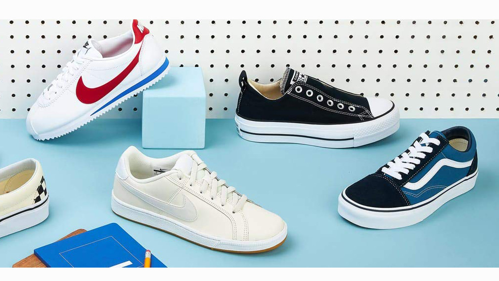 Save Big on Sneakers, Chukkas and More at the Zappos 20th Birthday Sale