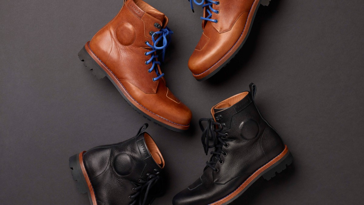 Go From the Bike to the Office With These Stylish New Motorcycle Boots