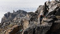 Alaska's first via ferrata