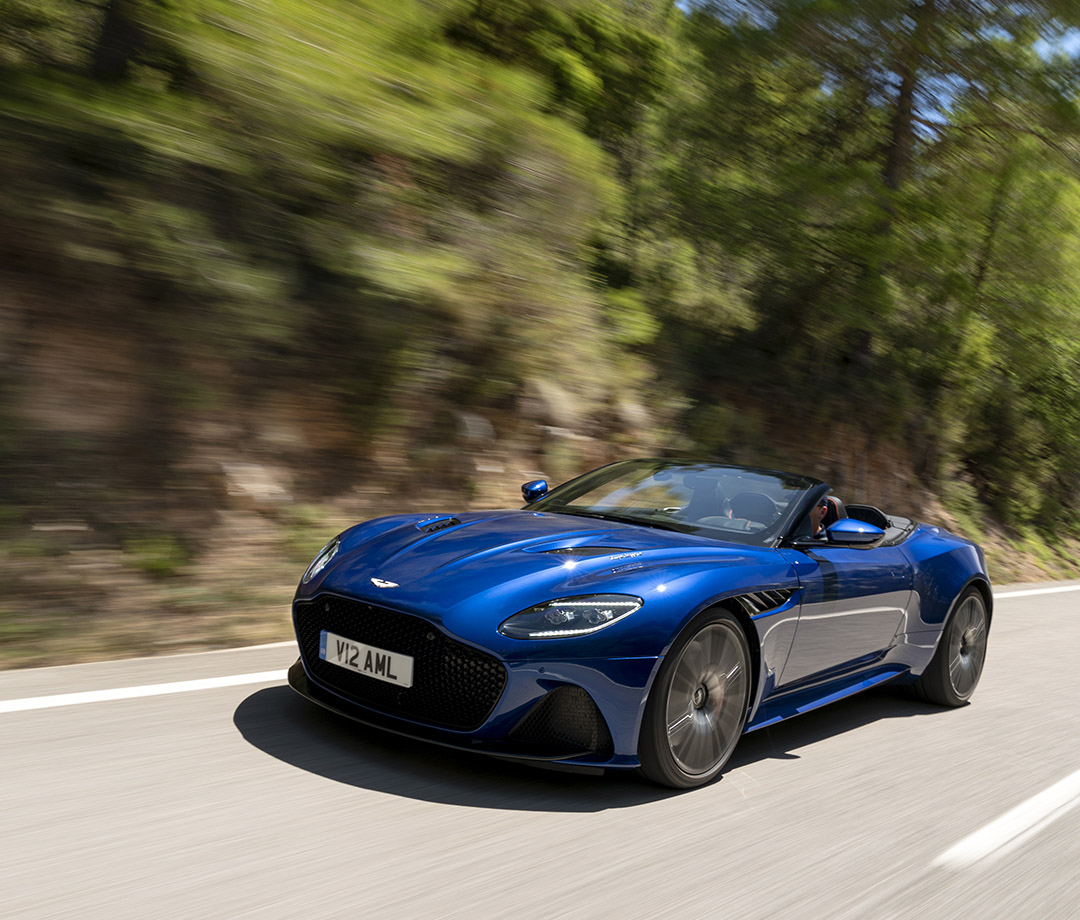 Car Review: Test Driving The 2020 Aston Martin DBS