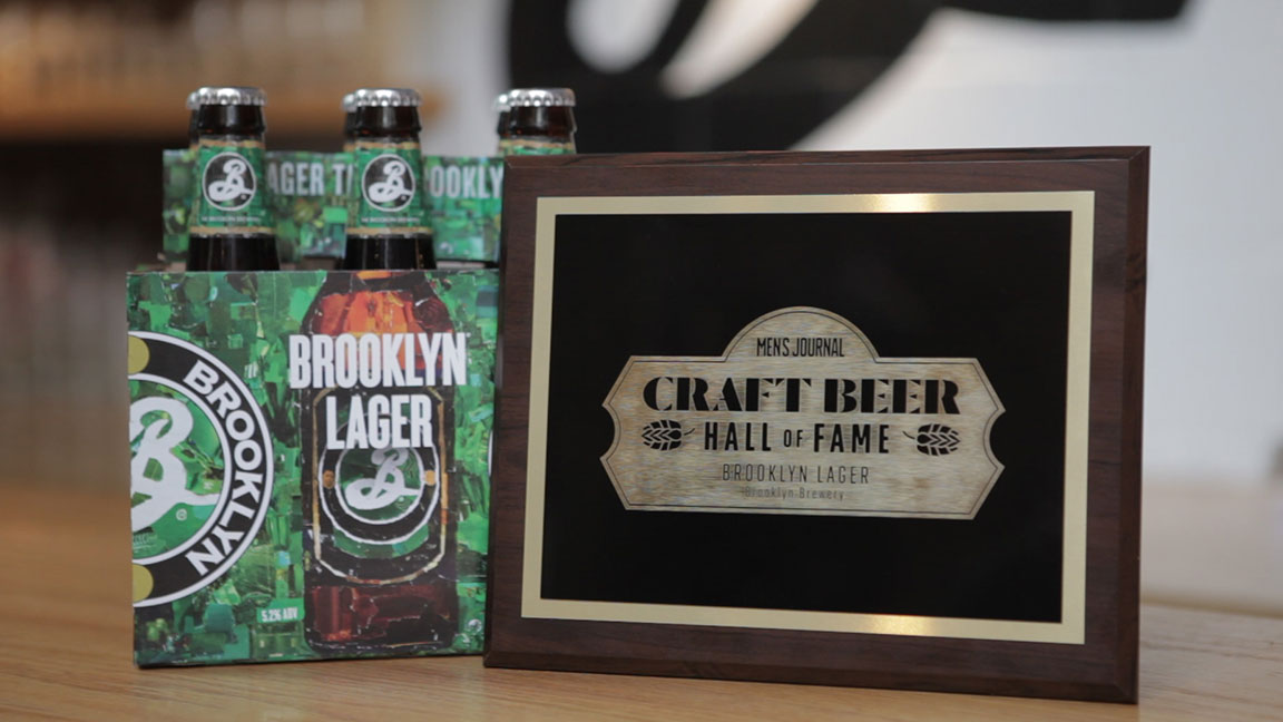 We're Starting a Craft Beer Hall of Fame and Brooklyn Lager Is the First One In
