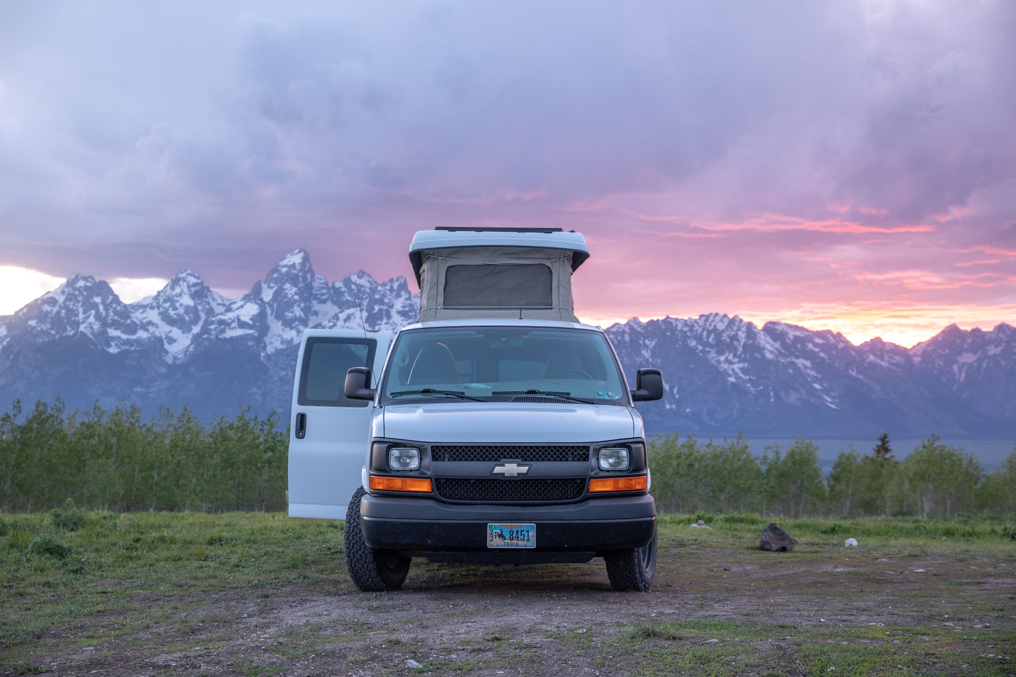 jimmy chin van