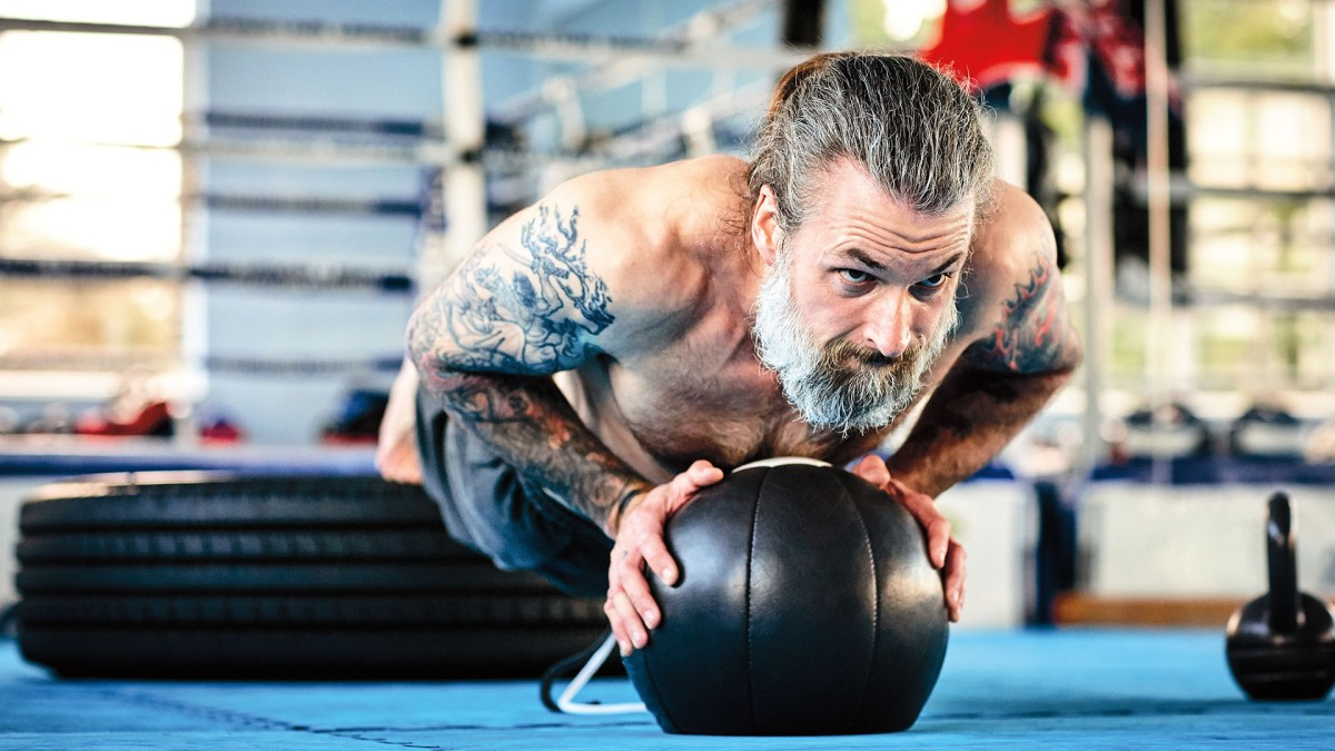 It's Not Too Late to Get in Shape in Your 40s