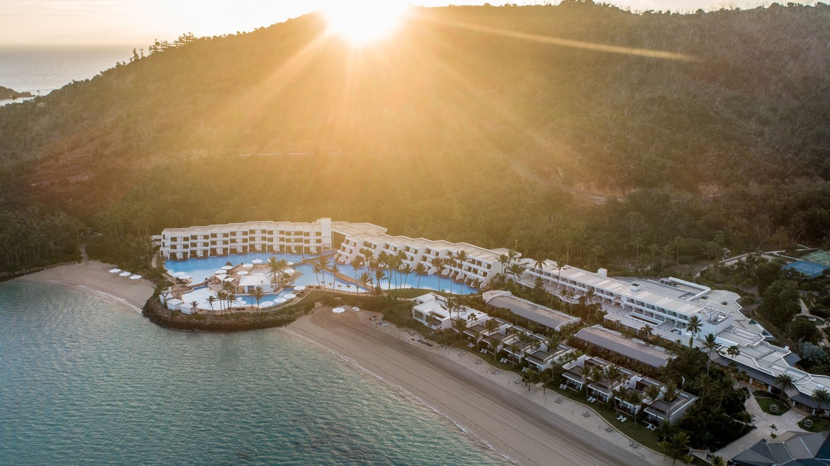Meet Hayman Island Resort, the Great Barrier Reef's Most Lavish Private Island
