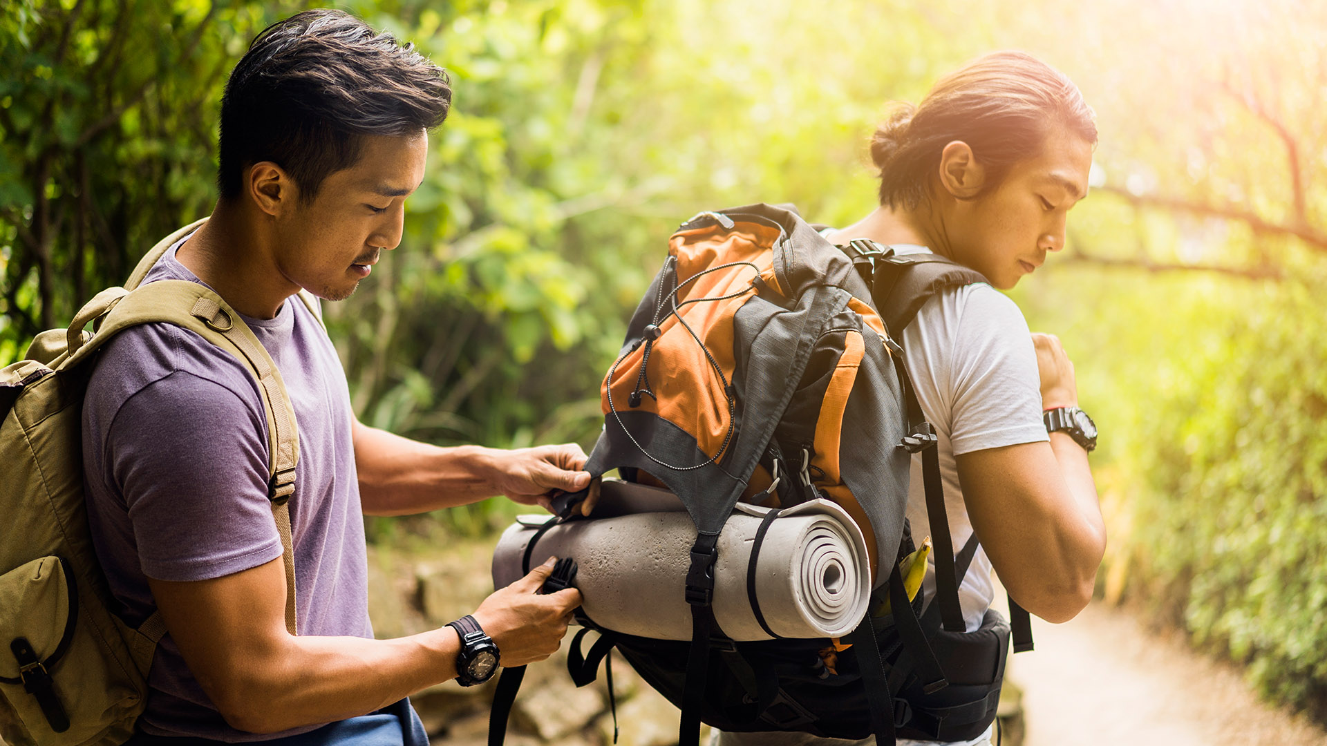 The Only Products You Need in a Hiking Dopp Kit