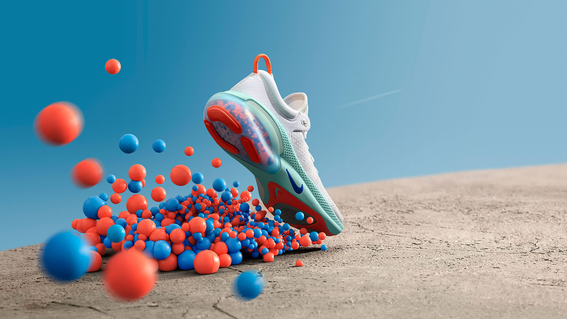 Nike Joyride: Get the Stepping-in-Sand, Sitting-in-a-Bean-Bag Feel—But for Running