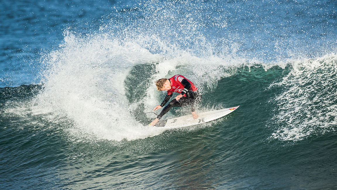 MJ5: Surfer Kolohe Andino on His Favorite Surf Spots, Gear, and More