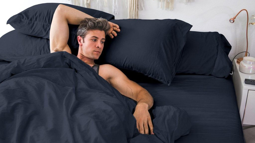 Get Perfect Cooling Sheets and Bedding for Men from Pillow Guy