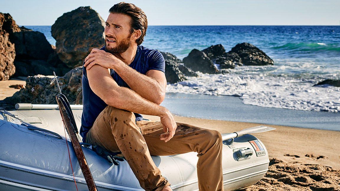 What You Need to Know About Scott Eastwood's New Made Here Collection