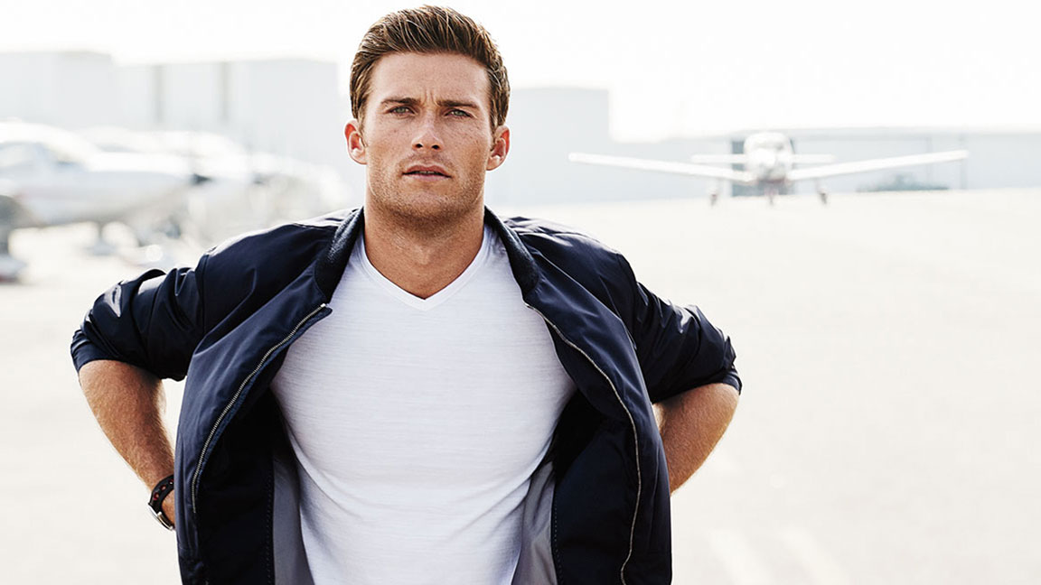 Scott Eastwood's Summer Workout Will Make You Want to Hit the Climbing Gym