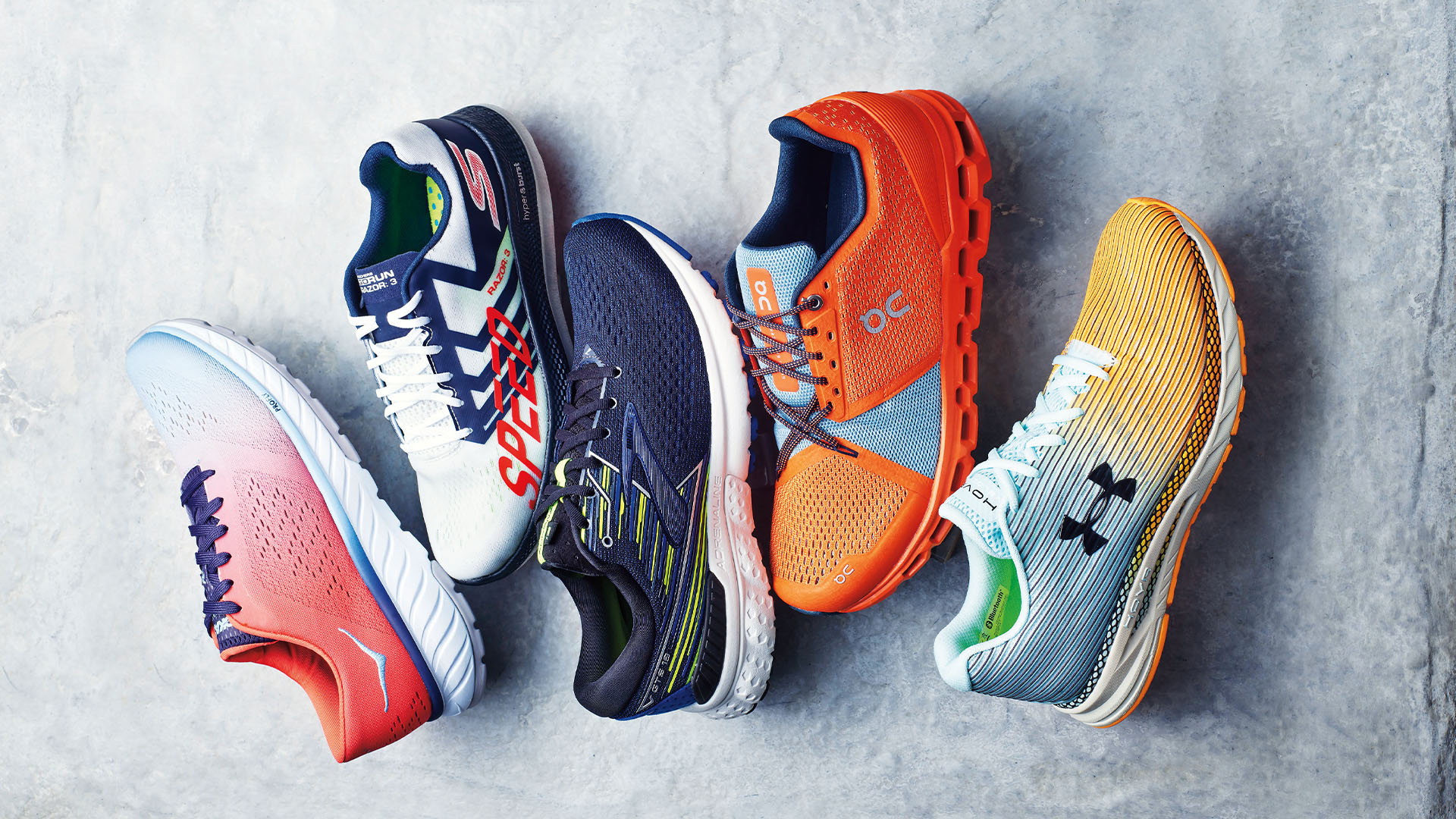 The Best Running Shoes to Own the Asphalt This Summer