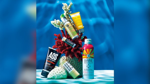 Ocean-friendly sunscreens