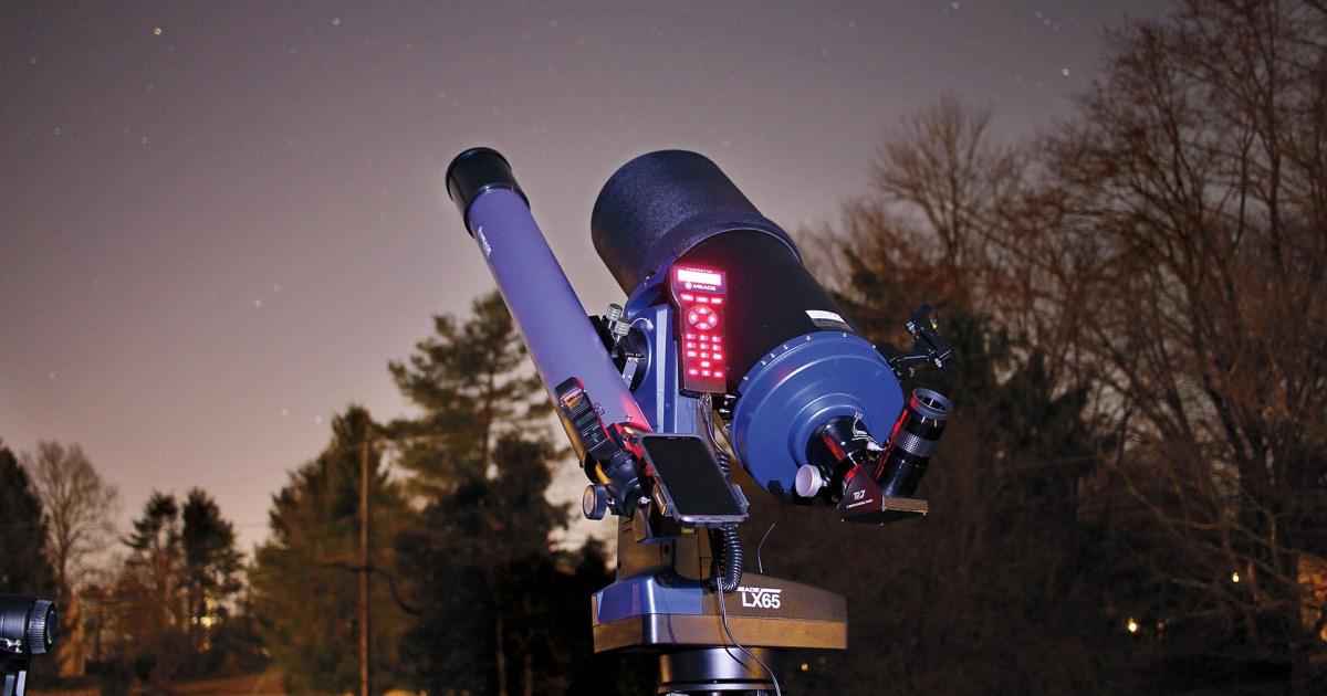Shoot the Stars: The Best New Smart Telescopes