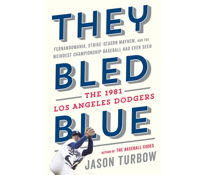 """""""They Bled Blue"""" by Jason Trubow"""