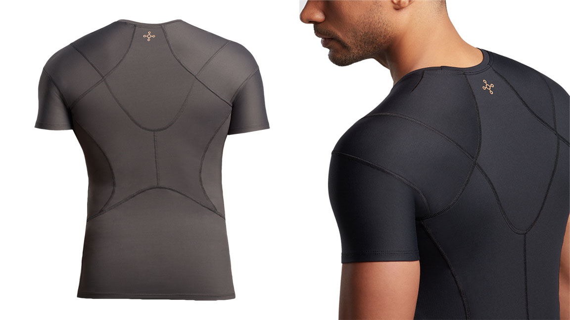 Keep Your Posture Healthy With This Shoulder Support Shirt From Tommie Copper