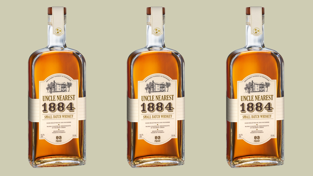 Uncle Nearest's New 1884 Small Batch Whiskey: What You Need to Know