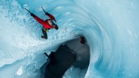 Exploring the Greenland Ice Sheet With Pro Ice Climber and Paraglider Will Gadd