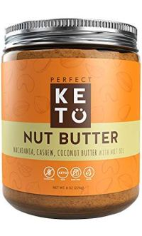 Perfect Keto Nut Butter Snack