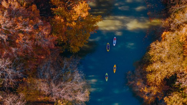 Alabama Waters. Image Evan Lanier, courtesy of Alabama Scenic River Trail
