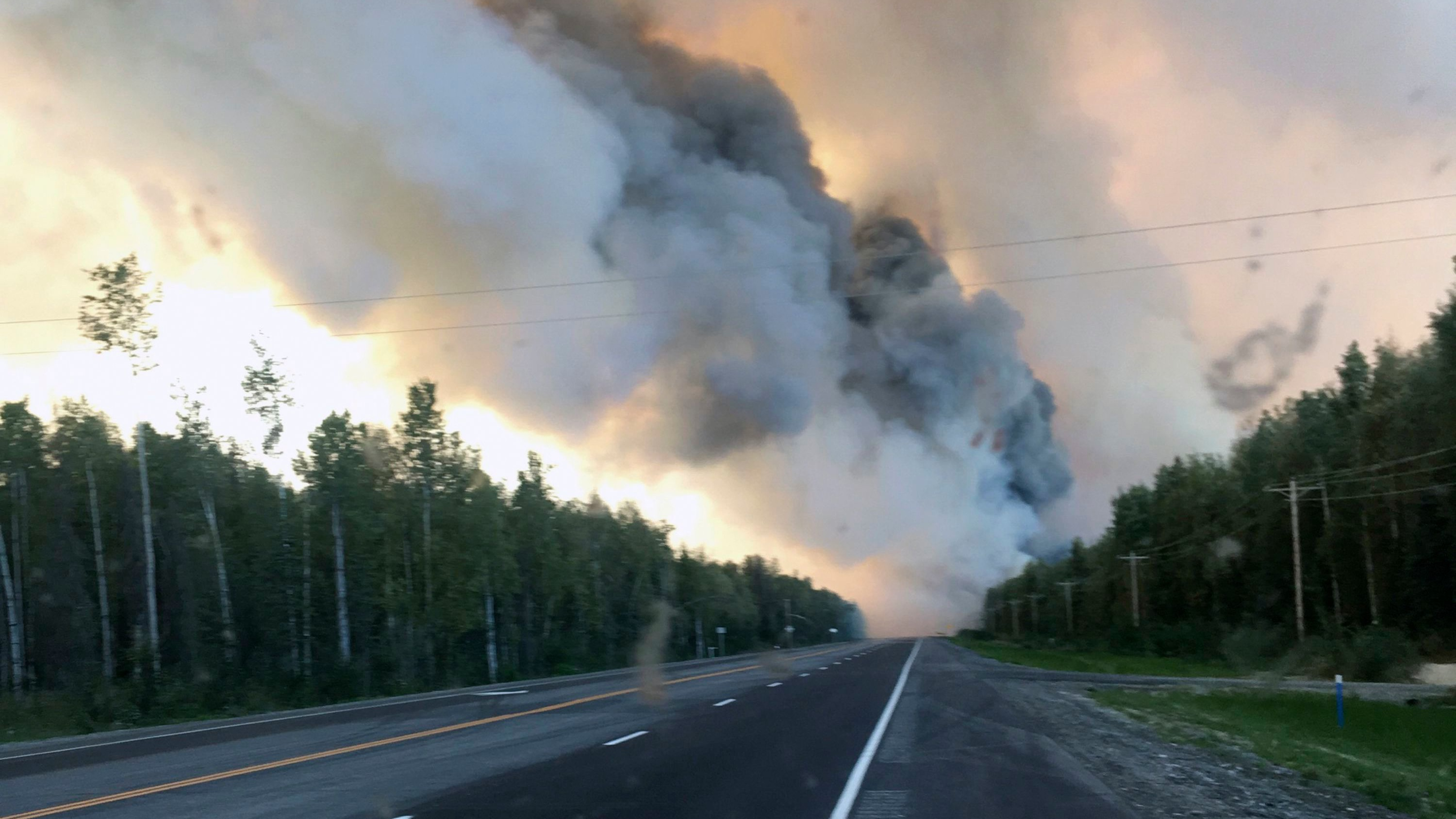 Alaska Has 10 Wildfires Burning Right Now, With One Expected to Last Until Winter