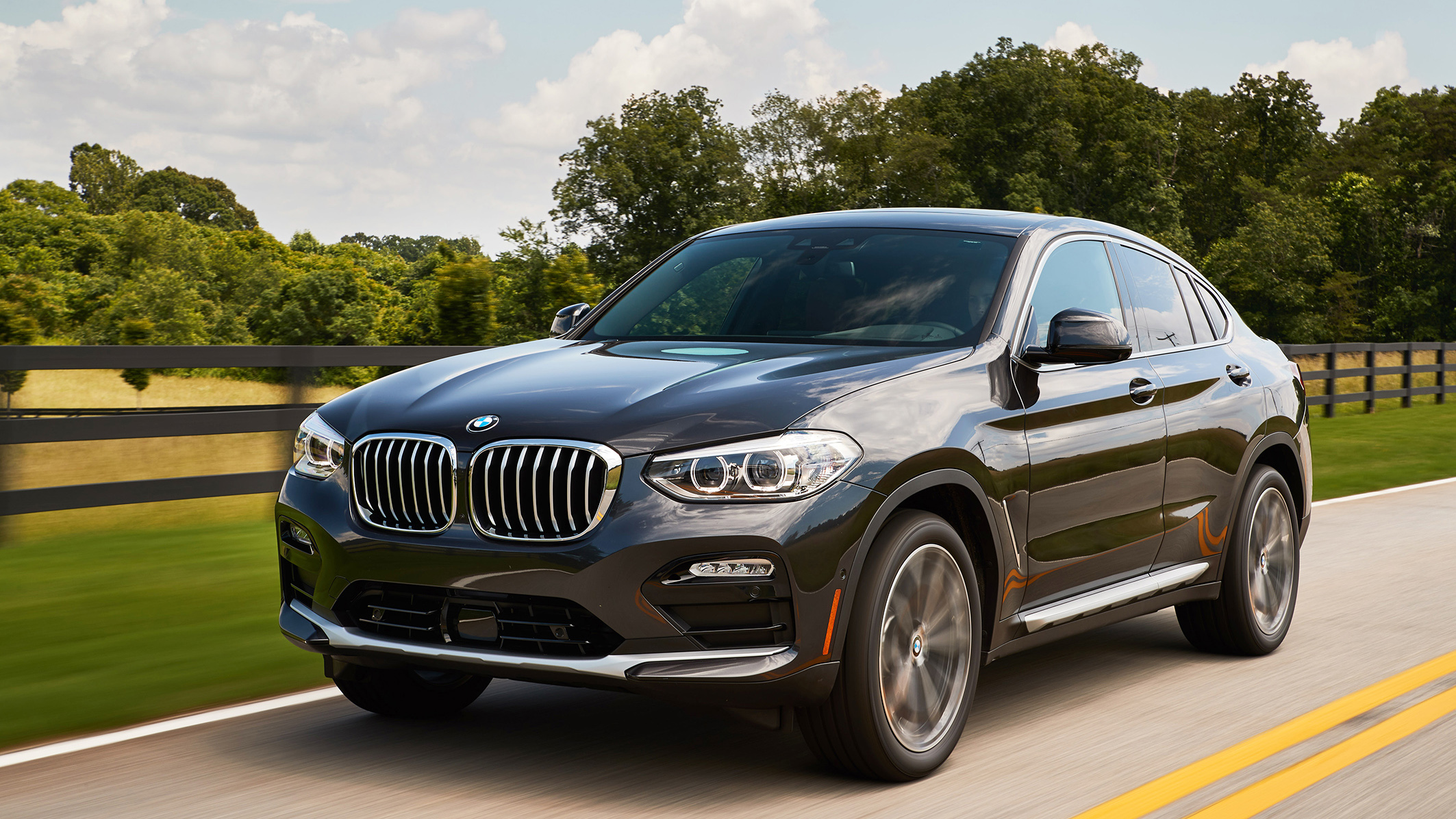 72 Hours With the 2019 BMW X4 M40i