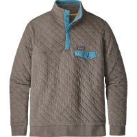 Patagonia Organic Cotton Quilt Snap-T Fleece Pullover