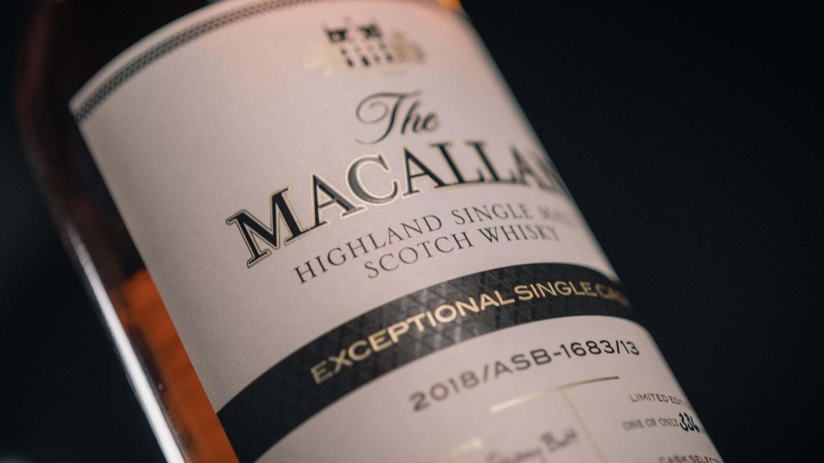This Rare 67-Year-Old Macallan Single Cask Whisky Will Cost You $58,000