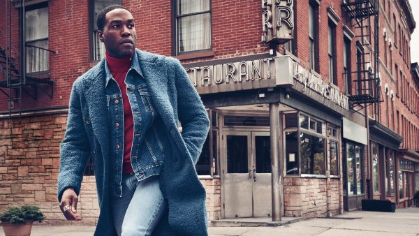 Men's Journal 2019 Fall Fashion Preview Starring Yahya Abdul-Mateen II
