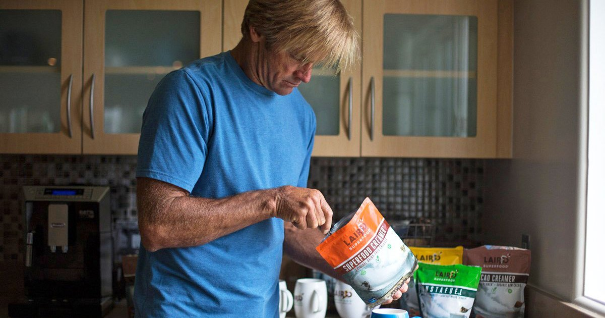 A Look Inside Laird Hamilton's Wellness Practices