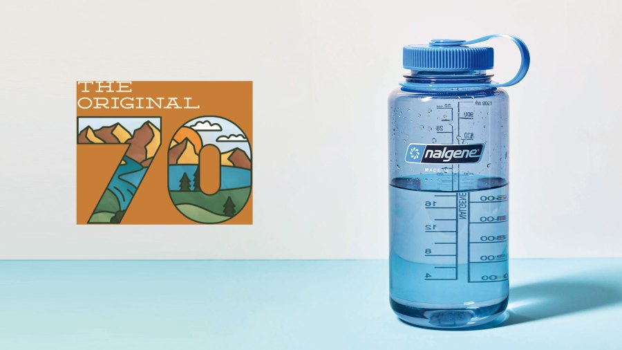 Nalgene 70th anniversary