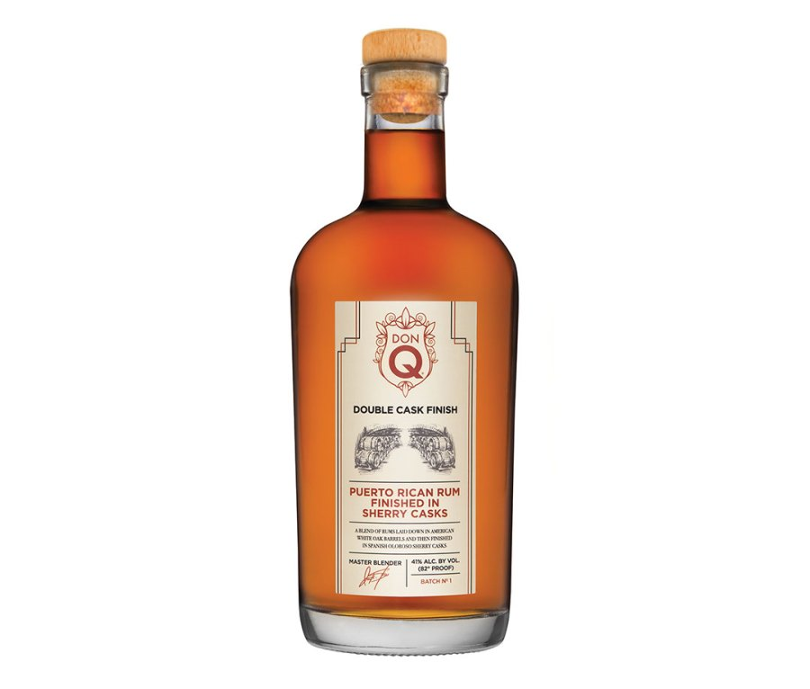Don Q's Double Aged Sherry Cask Finish Rum