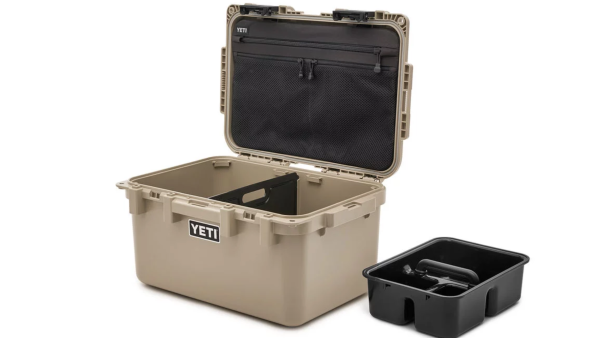 Yeti Loadout GoBox Open