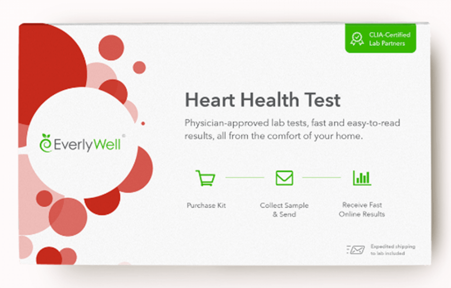 At Home Heart Health Test