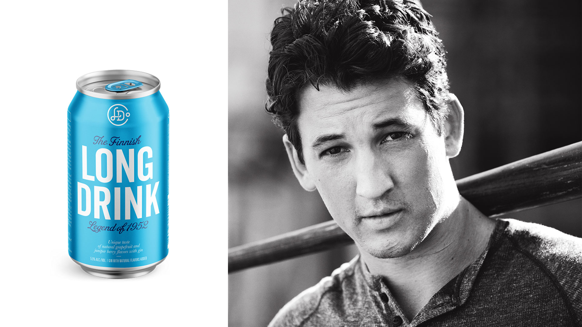 Miles Teller Becomes Co-owner of Long Drink, a Finnish-Inspired Booze Brand