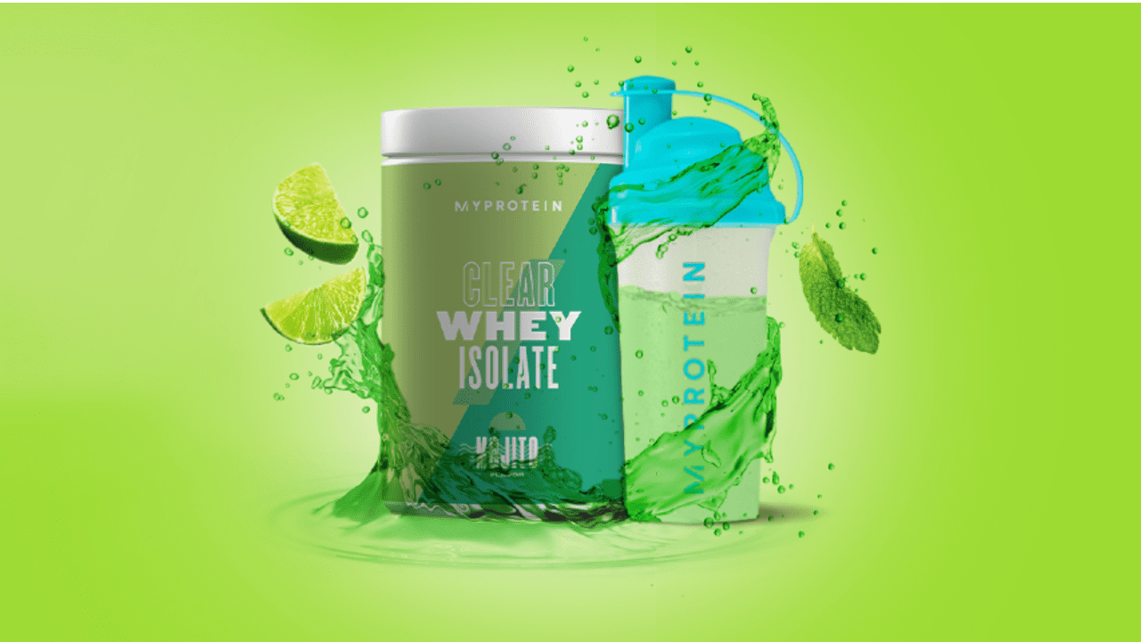 This Whey Isolate Is Way More Delicious Than Chalky, Milky Protein Powders
