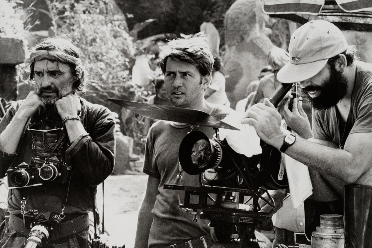 Image result for apocalypse now behind the scene