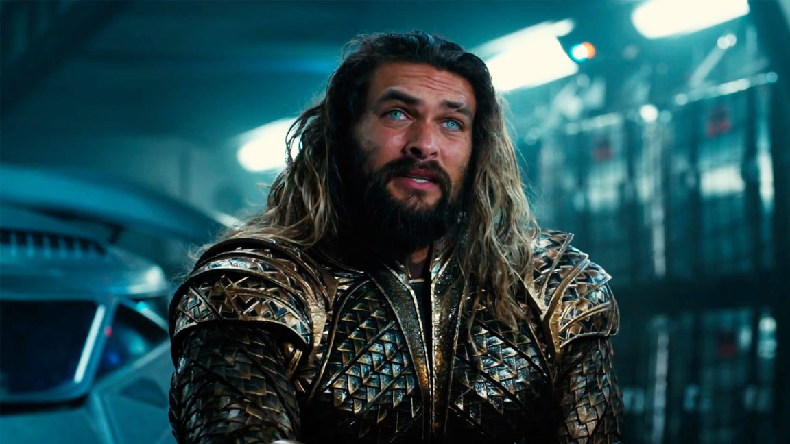 Here's What Jason Momoa Said About Seeing the 'Justice League' Snyder Cut